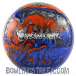 PRO BOWL - BLUE/ORANGE/SILVER