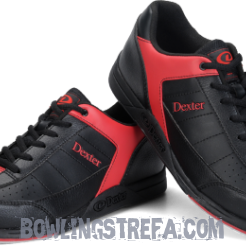 RICKY III BLACK/RED