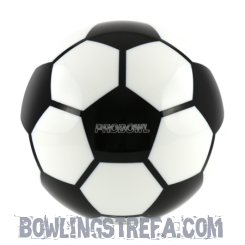 PRO BOWL SOCCER BALL BLACK/WHITE