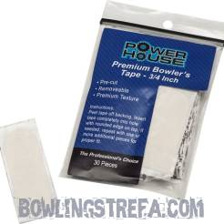 "3/4"" PowerHouse Premium Tape White (30 szt) Duplikat-1"