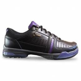 HAMMER BOSS MENS BLACK/PURPLE