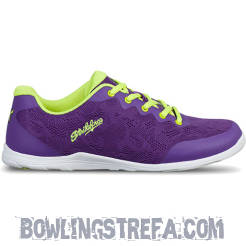 KR LACE PURPLE/YELLOW
