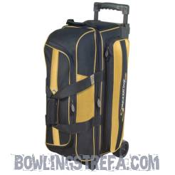 ROLLER 3-BALL STRMLINE BLACK/GOLD