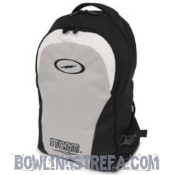 STORM BACK PACK BLACK/SILVER
