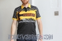 Hammer Polo Shirt Yellow Grey