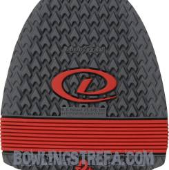 T2+ HYPERFLEX-ZONE SOLE RED  SMALL